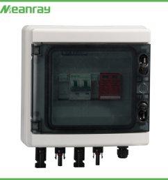 china solar combiner box dc 550v solar system combiner box with mc4 connector china 550v combiner box control box with mc4 [ 1500 x 1500 Pixel ]