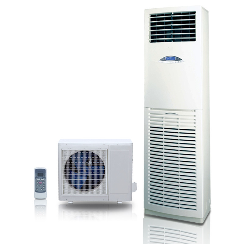 China Slim Series Floor Standing Air Conditioner LED