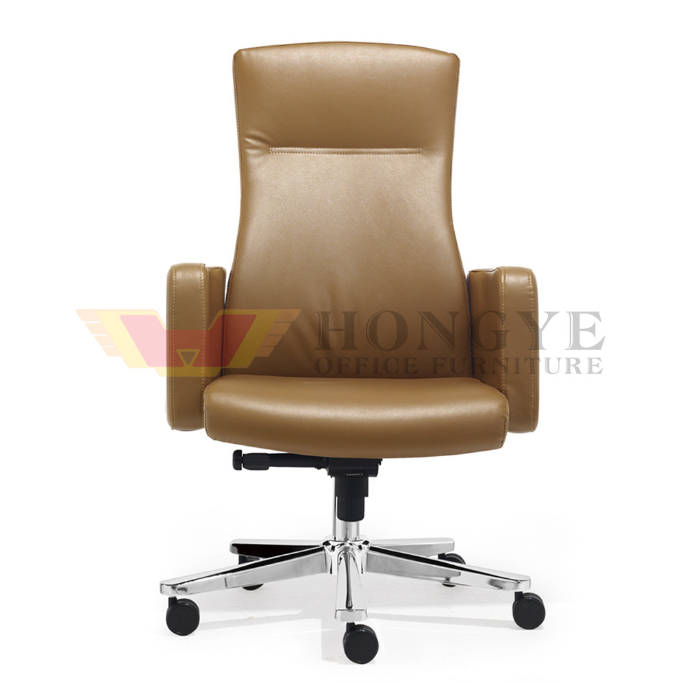 Executive Leather Chair Hot Item Executive Metal Office Leather Chair For Office Furniture