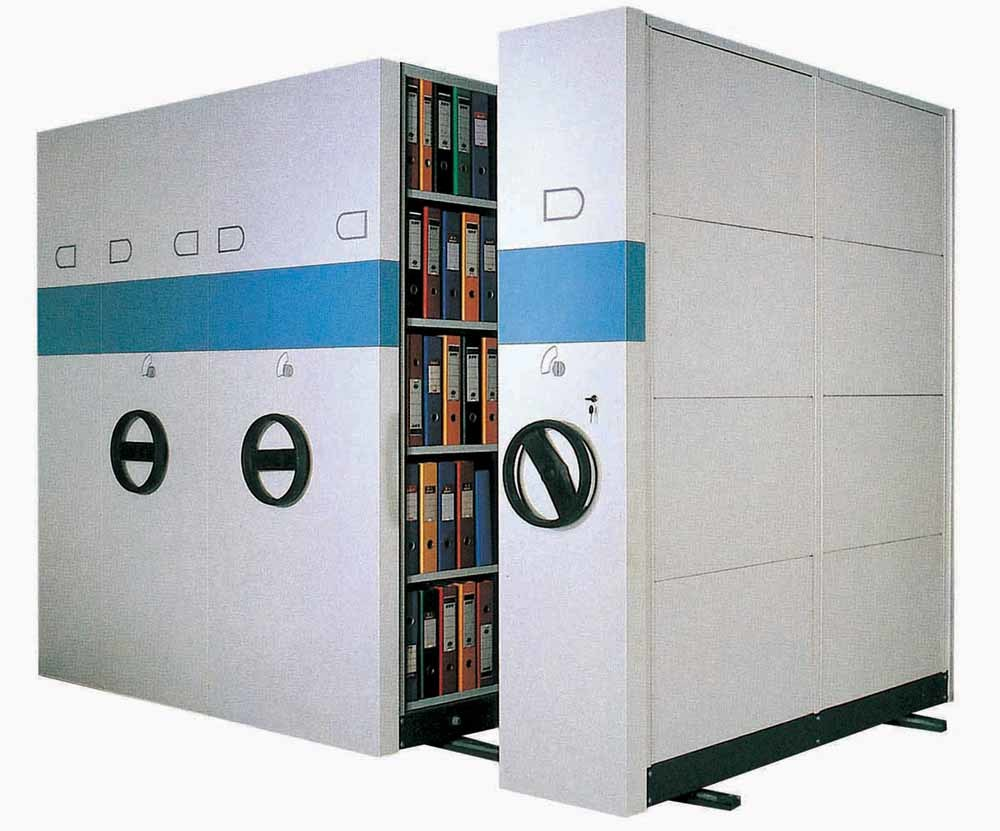 China Mobile Filing Shelf  China Filing Cabinet Storage
