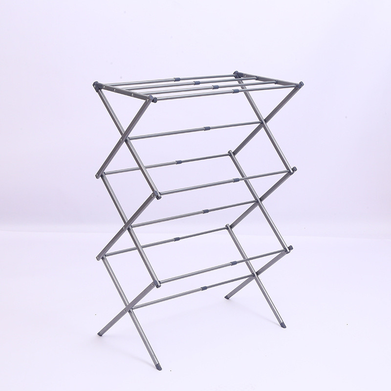 hot item compact cloth drying rack foldable clothes drying rack rat