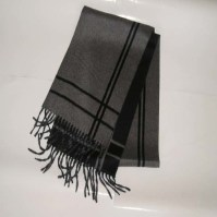 100 Silk Cashmere Wool Scarf For MenWomen 26070 Cm For Sale