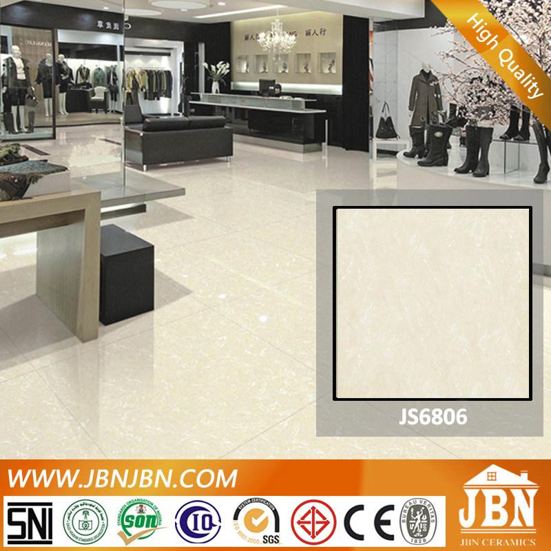 hot item cream color floor tile soluble salt porcelain flooring js6806