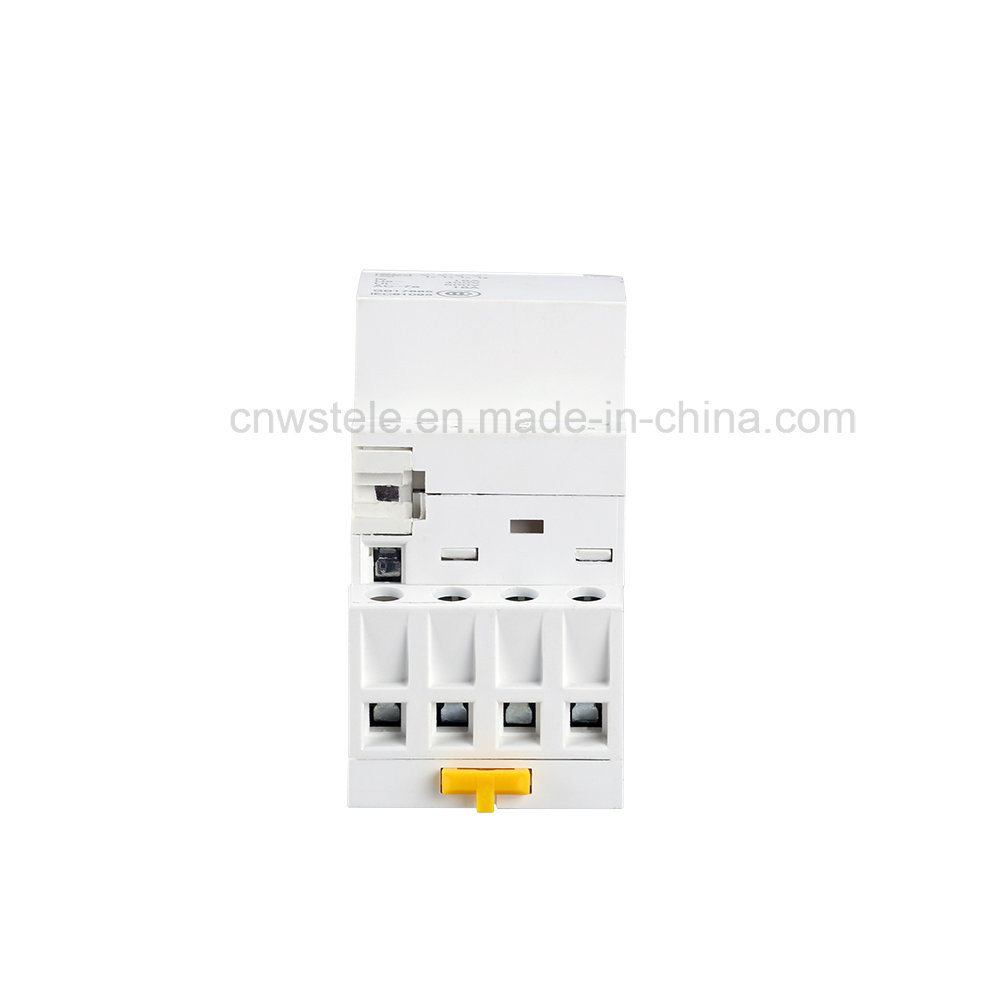 medium resolution of general wiring diagram electrical ac motor wct 4p 2nonc mini contactor