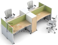 Modern MDF Wood Office Furniture Office Computer Table ...