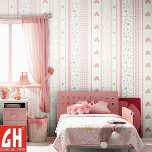 pink stripe rooms wallpapers china wallpapersafari vinyl