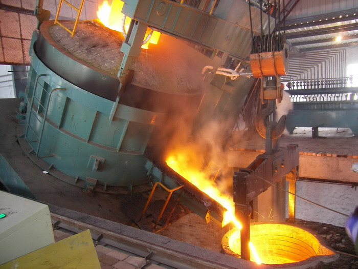China Electric Arc Furnace