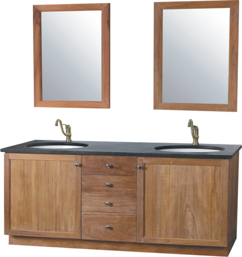 China Bathroom FurnitureBathroom CabinetNIXON D160