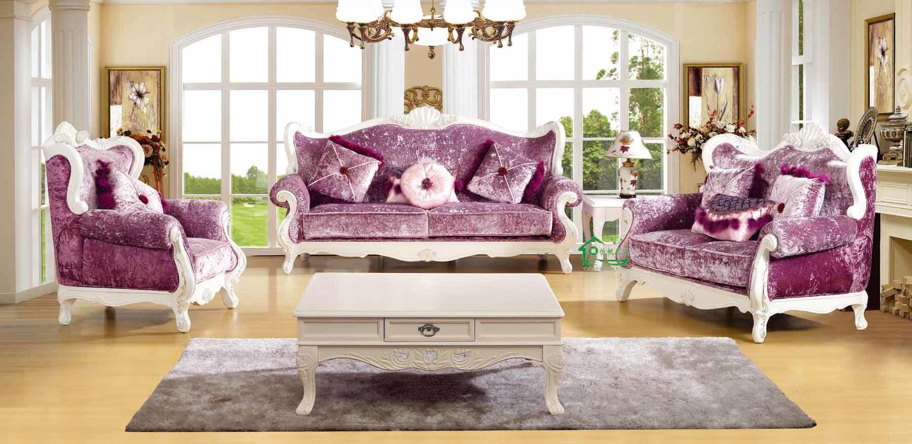 Sofa Classique De Tissumeublessofa La Maison D39htel