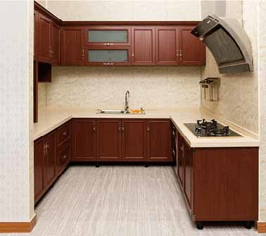 aluminum kitchen cabinets gadgets store china in solid wood color br alk007