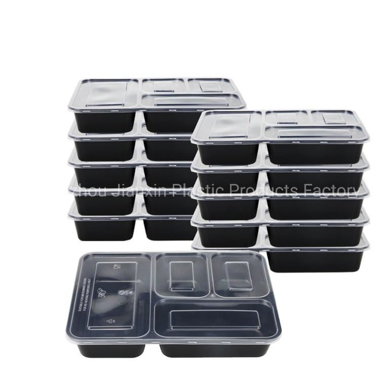 china microwave safe plastic meal prep