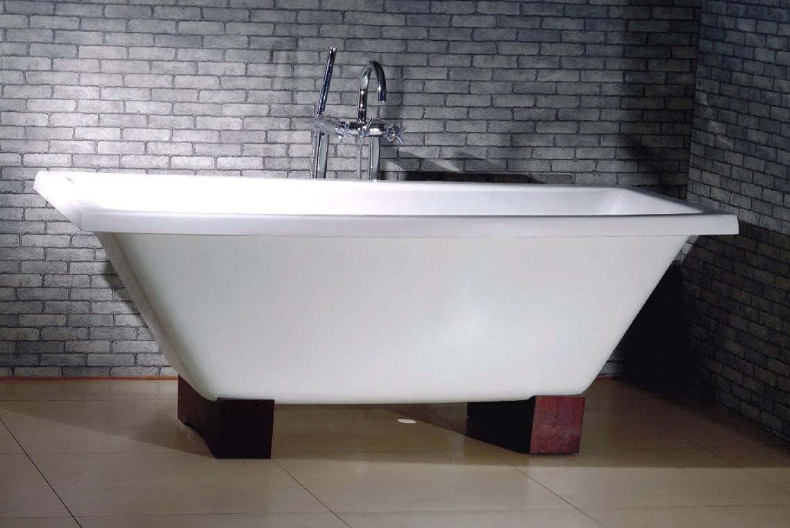 China Cast Iron Bathtub YT78  China Cast Iron Bathtub