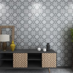 Ceramic Tile Living Room Wall Black Brown And Cream Ideas China Customized Non Slip Matte Art Tiles