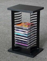 China CD/DVD Rack (GS-6) - China Metal Rack, Cd Rack