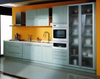 China PVC Kitchen Cabinets (PA4002) - China Kitchen ...