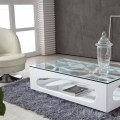 Modern glass coffee tables modern coffee table