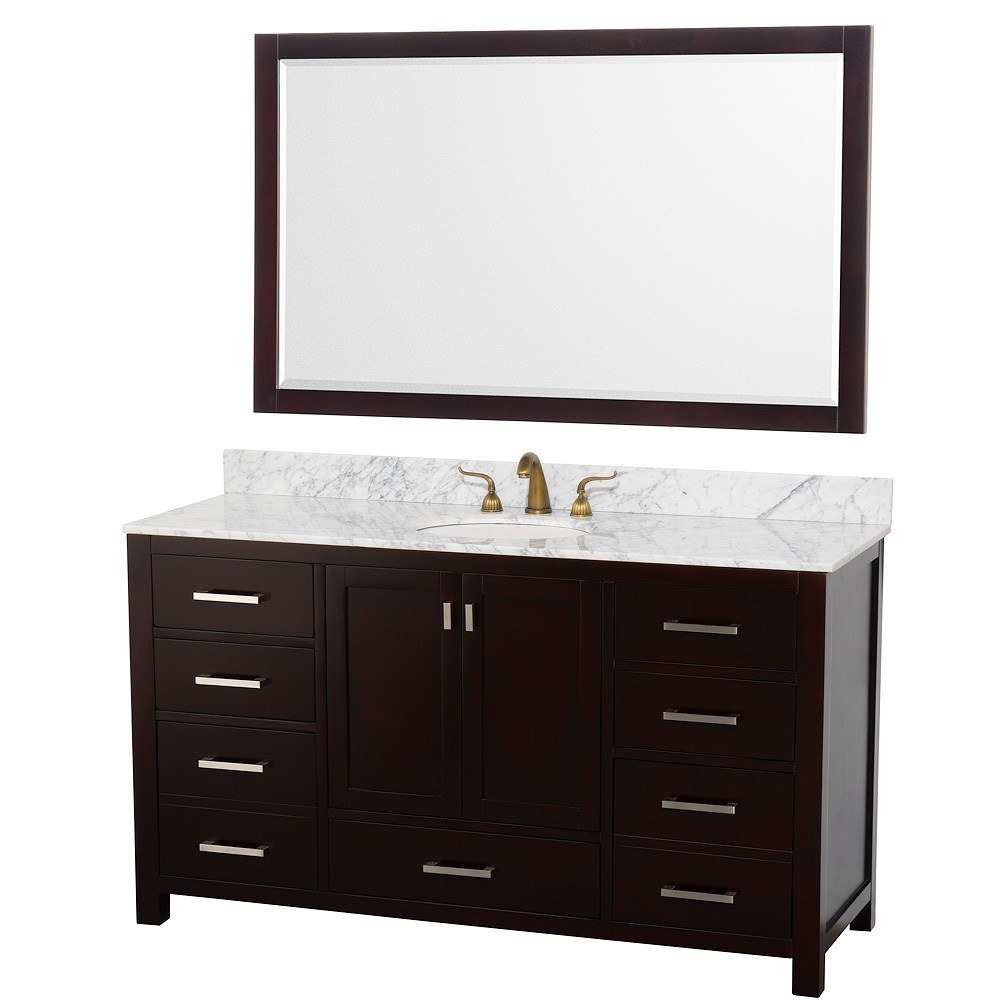 China ModernTransitional Bathroom Vanity BC151560