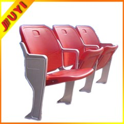 Ergonomic Chair Cushion Beige Dining Chairs China Blm 4351 Hard Plastic Seat For Swimming Pool Outdoor Stadium Seating