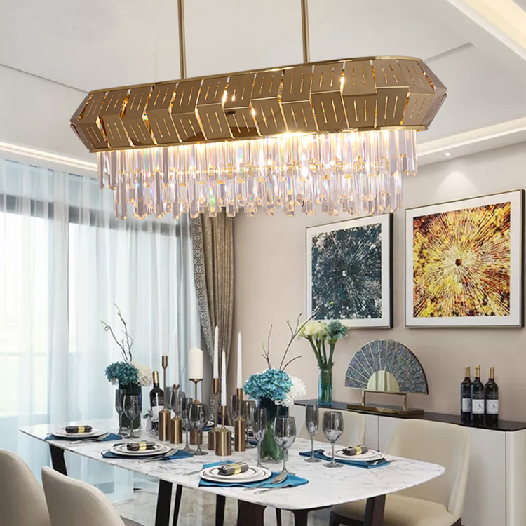 china modern luxury living room light