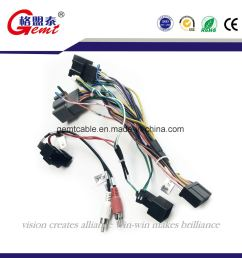 china high quality custom vw audi bmw stereo radio automotive wire harness china wire harness wiring harness [ 1500 x 1500 Pixel ]