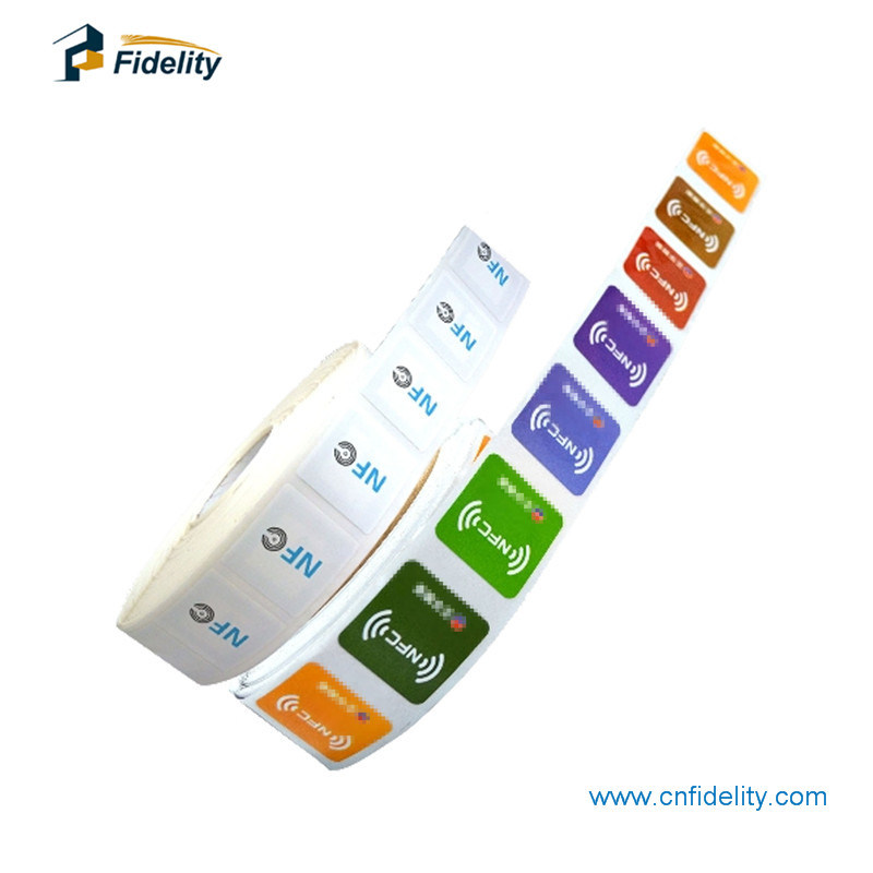 China RFID Label/Tags/Sticker with NFC Ntag213 Chip ...