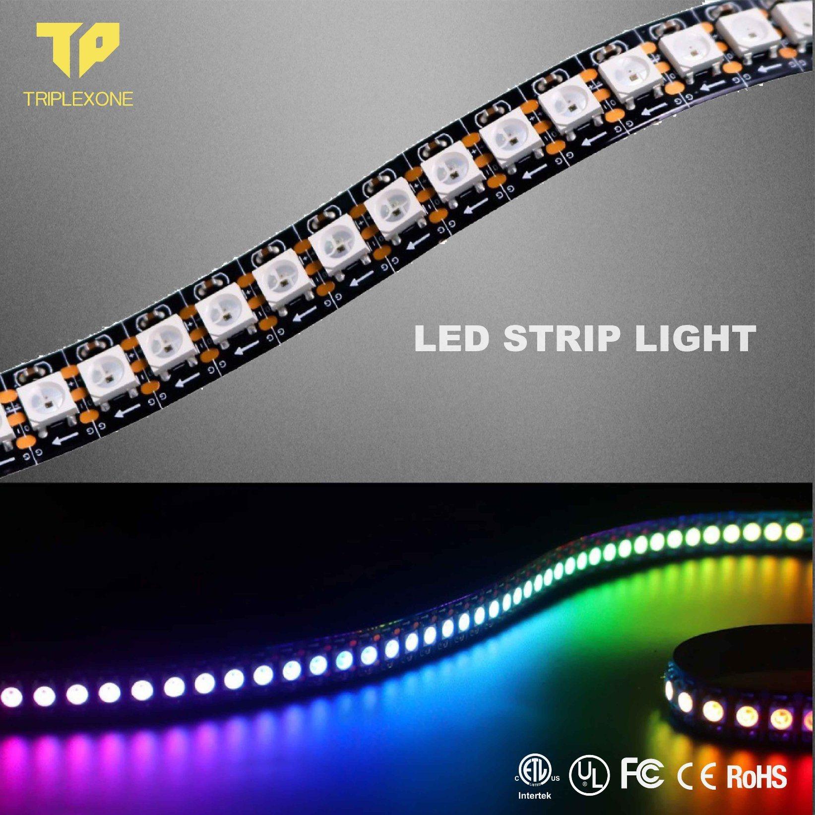 china 5050 rgb led strip 300leds 72w