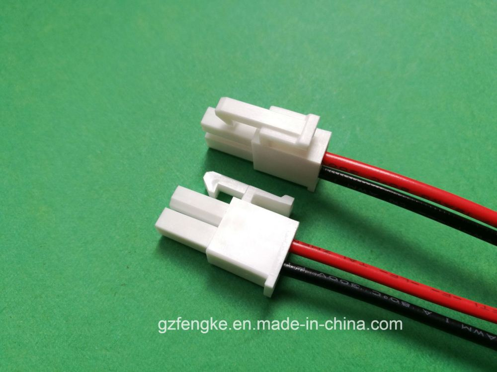 medium resolution of china 4 2mm pitch eci 5557 2 pin power wiring harness male ket cable connector china pin connector electrical connectors