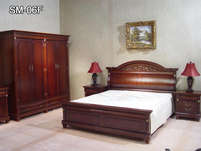 China Bedroom Furniture (sm06f)  China Bedroom Furniture