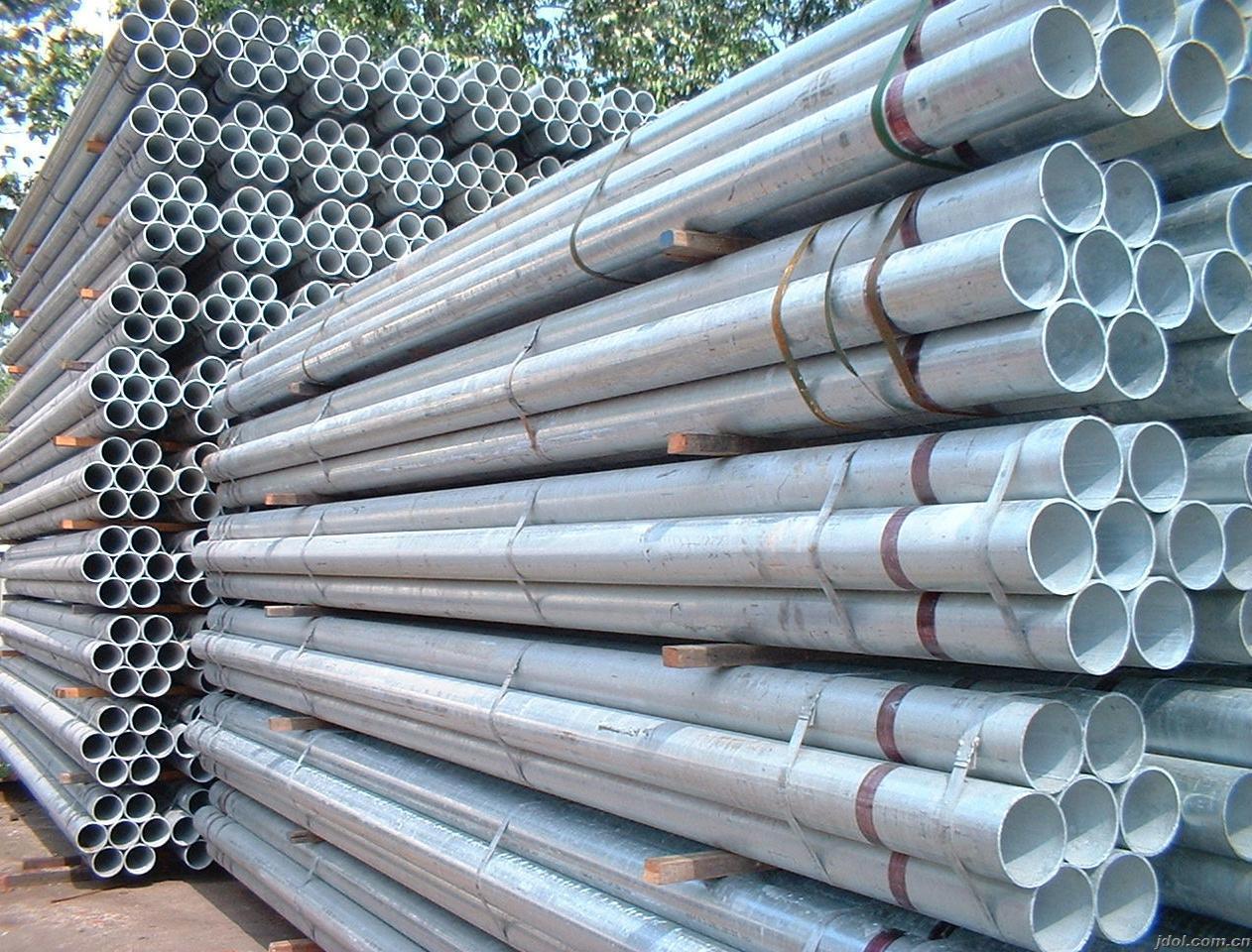 China Steel Galvanized Pipe Galvanized Iron Pipe Price