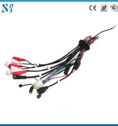 china custom signal wiring connector audio wire harness china audio wire harness custom wire harness [ 1000 x 1000 Pixel ]