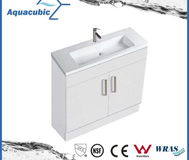 China 24 Inch Vanity Cabinet In White Acf4160 China Vanity Bathroom Vanity