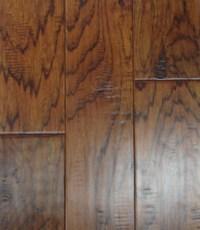 China American Hickory Wood Flooring (Handscraped) - China ...