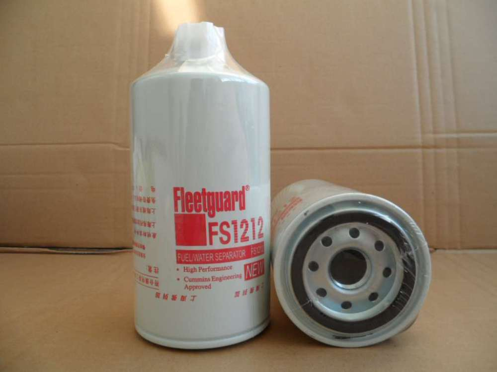 medium resolution of china cummins diesel fuel filter water separator 3315843 filter fs1212 china fs1212