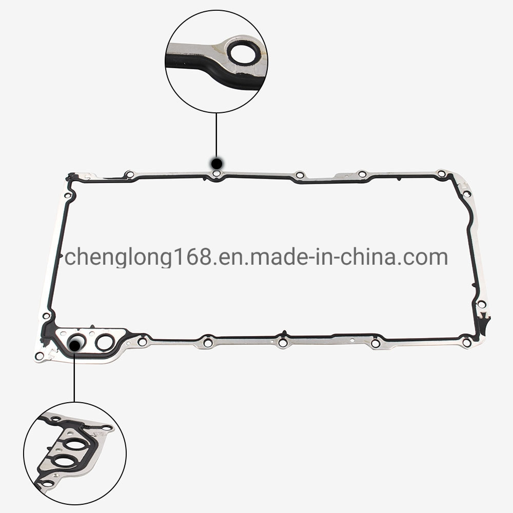 medium resolution of china gmc chevrolet pontiac 5 3 5 7 6 0 ls1 ls2 ls3 lm7 lq4 12612350 auto oil pan gasket china gasket car parts