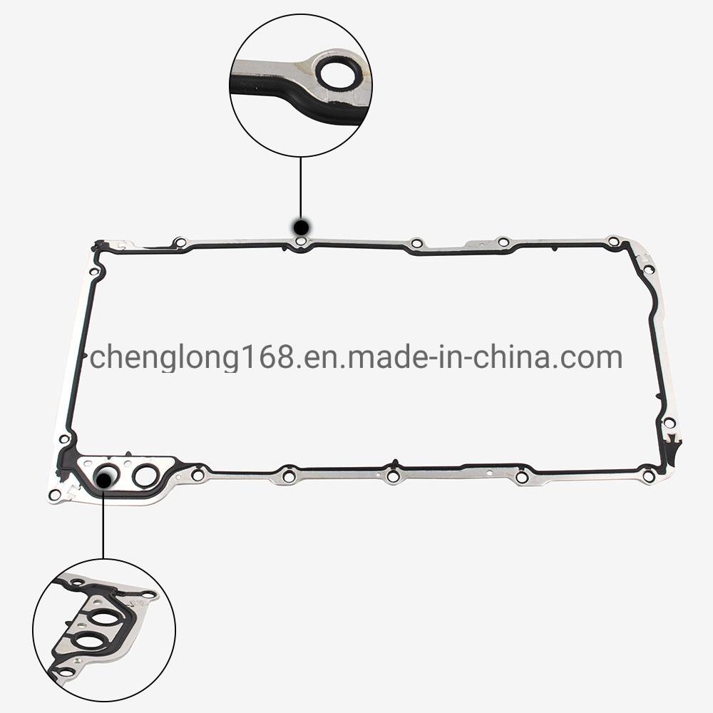 hight resolution of china gmc chevrolet pontiac 5 3 5 7 6 0 ls1 ls2 ls3 lm7 lq4 12612350 auto oil pan gasket china gasket car parts