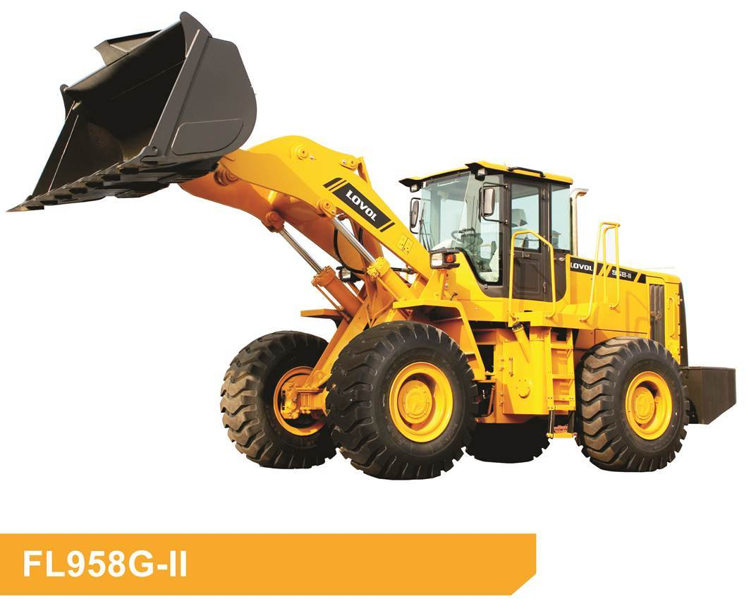 hight resolution of china foton lovol 5 ton high quality wheel loader fl958g ii zl50 china loader wheel loader