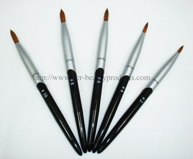 Artisan Nail Art Brushes Set Grandmaster Kolinsky Series