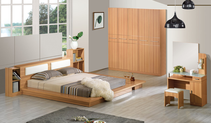 Romantic Bedroom Sets (6606)