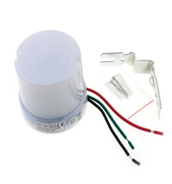 china ac 220v 25a dusk to dawn automatic photocell light sensor detector switch china sensor switch [ 1000 x 1000 Pixel ]