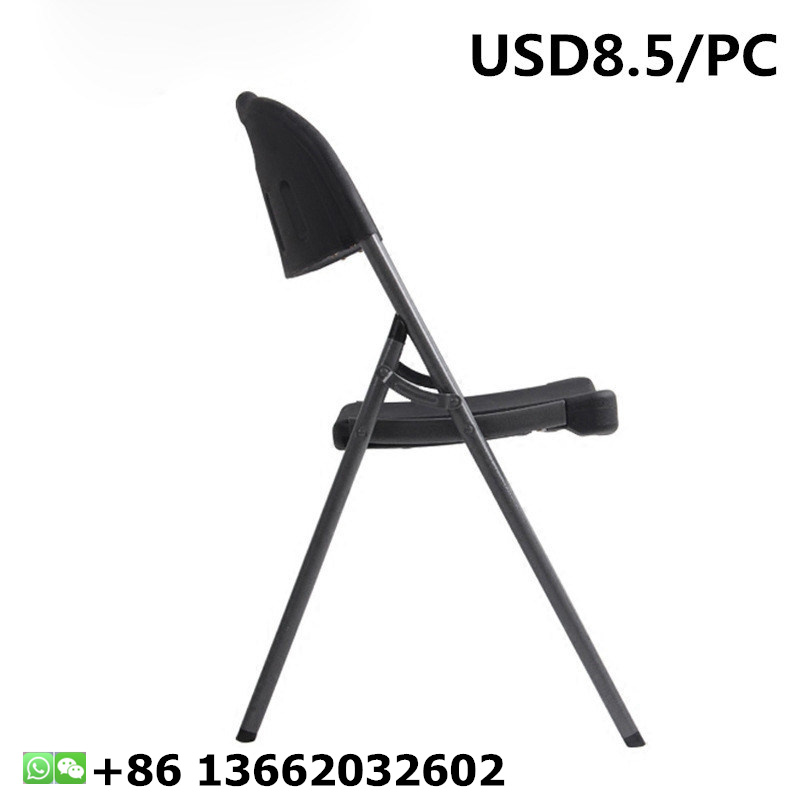 folding chair legs covers for sale gumtree china competitive price black garden dining with metal