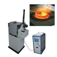 Gold and Silver Induction Melting Furnace - China ...
