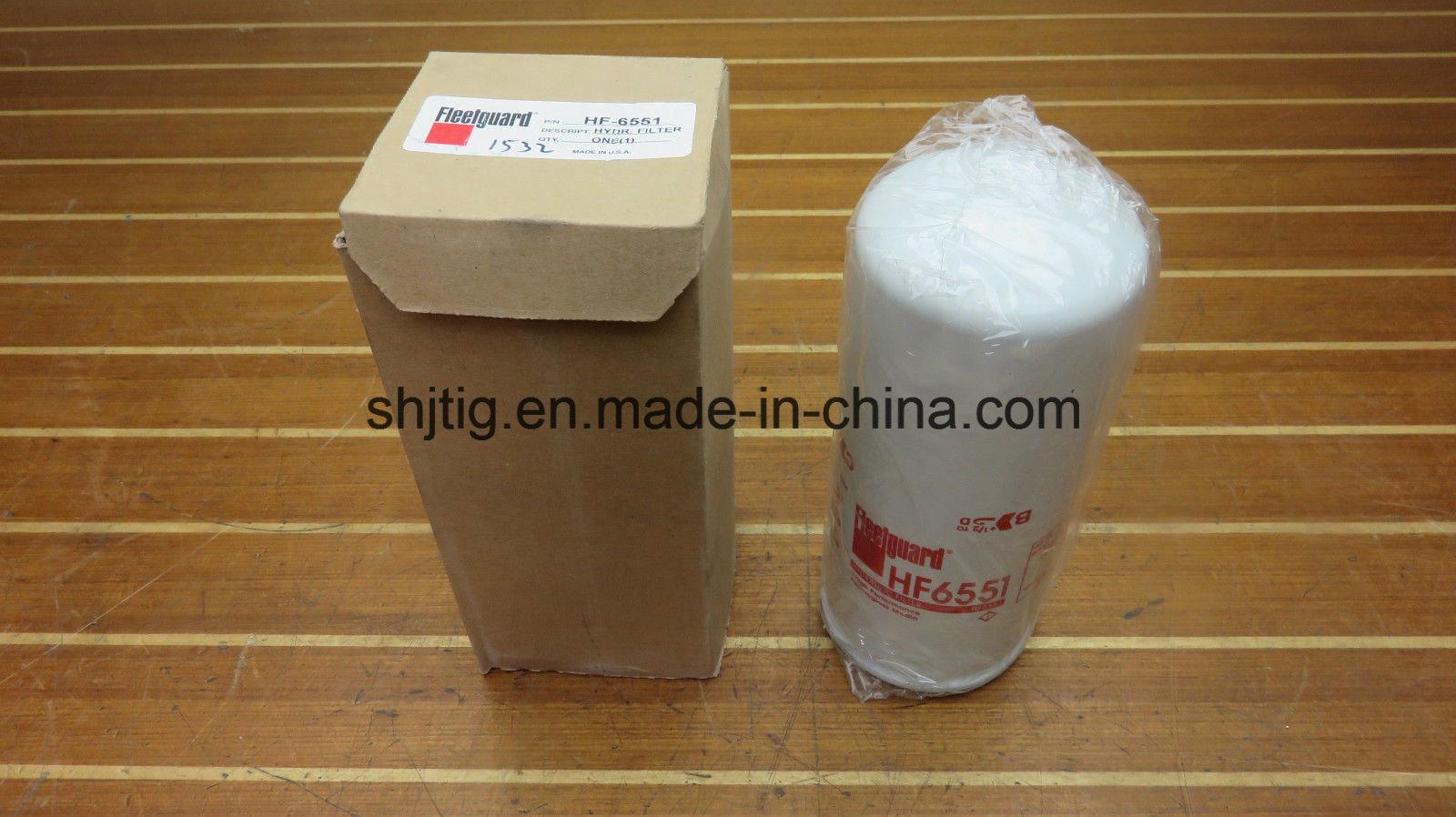 hight resolution of china hydraulic filter hf6551 case caterpillar equipment china fuel filter hydraulic filter