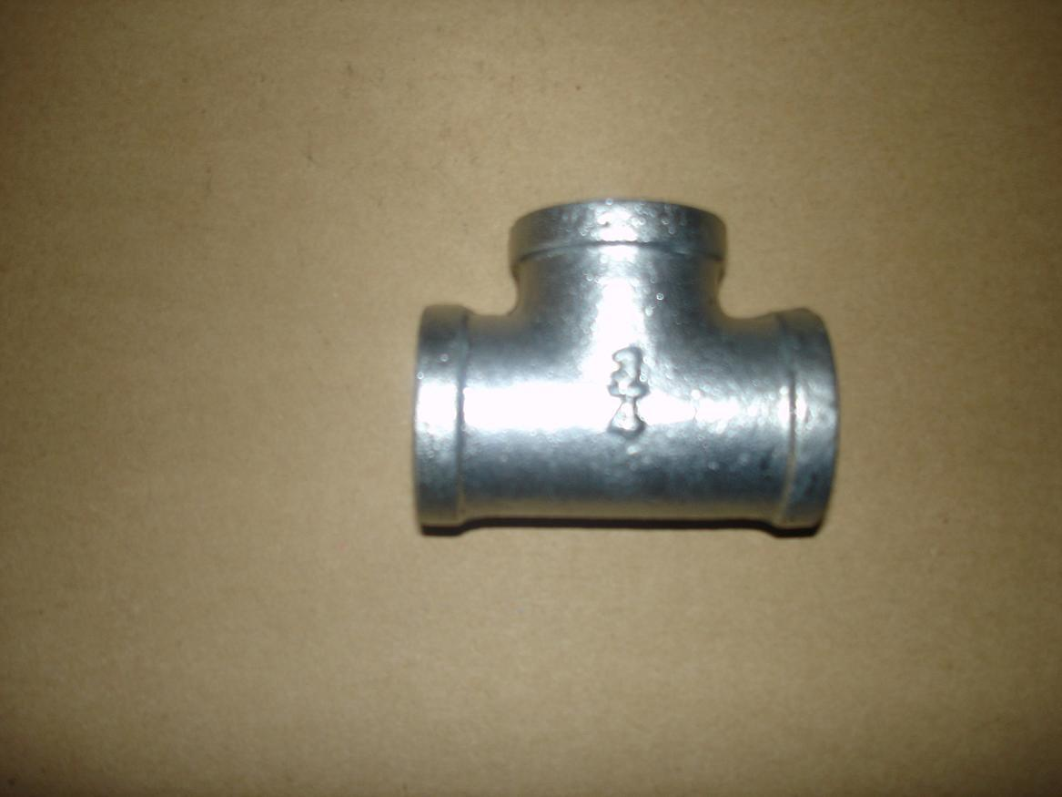 China Malleable Iron Pipe Fitting