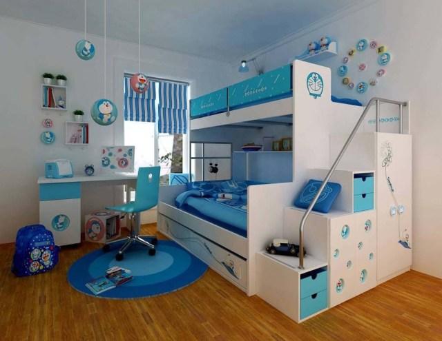 Boy Bunk Bed Bedroom Ideas