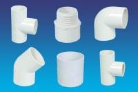 China Plastic PVC Pipe Fitting Sch40 D2466 - China Pvc ...