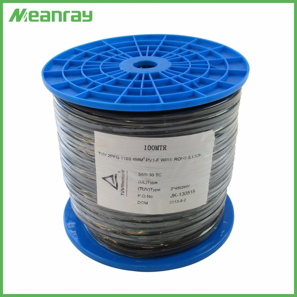 medium resolution of china tuv certificate 6mm dc cable double insulation 2 5 4 6mm2 10 12 14awg china 6mm dc cable 6mm2 photovoltaic cable