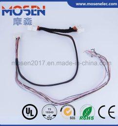 china toyota nissan mazda kia hyundai pke system obd connector wiring harness china obd harness pke harness [ 1350 x 1350 Pixel ]