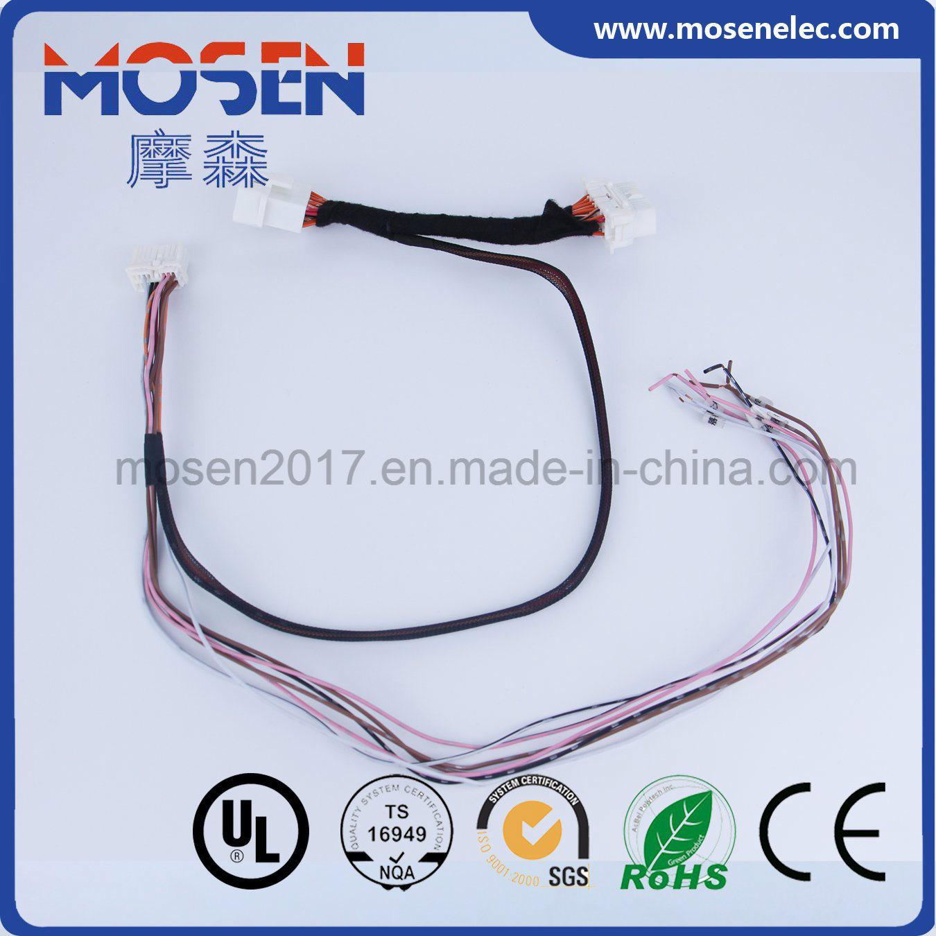hight resolution of china toyota nissan mazda kia hyundai pke system obd connector wiring harness china obd harness pke harness