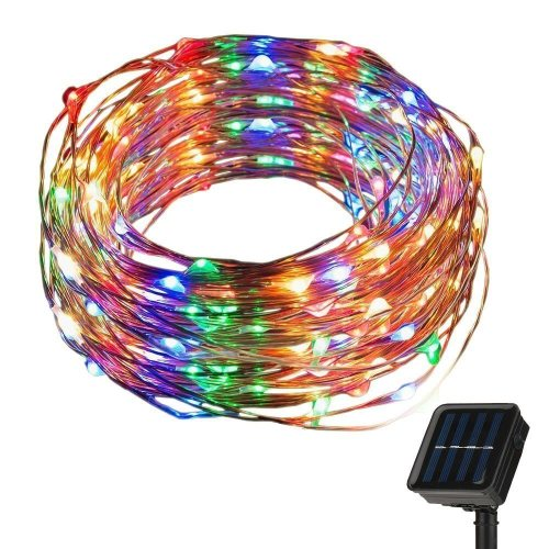 small resolution of china solar battery copper silver wire string christmas fairy lights lamp china solar copper wire light solar string light