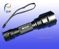China Cree Q5 LED Flash Light - China Led Flash Lighting ...